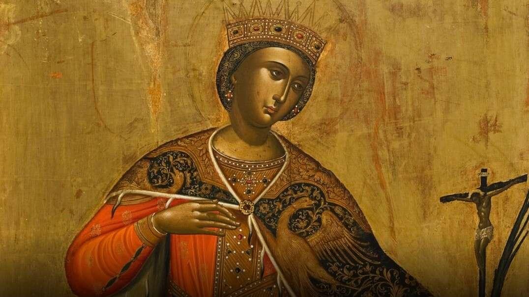 25 Νοεμβρίου - Αγία Αικατερίνη η μεγαλομάρτυς