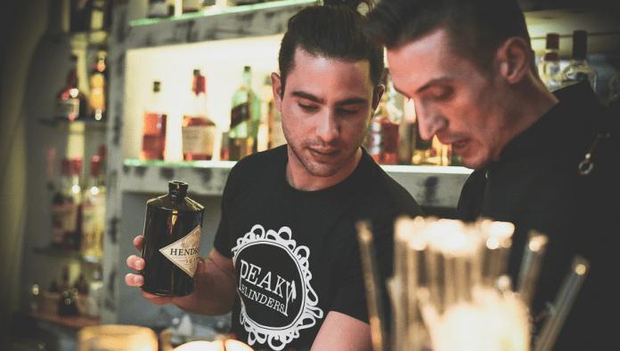 Peaky Blinders, το bar