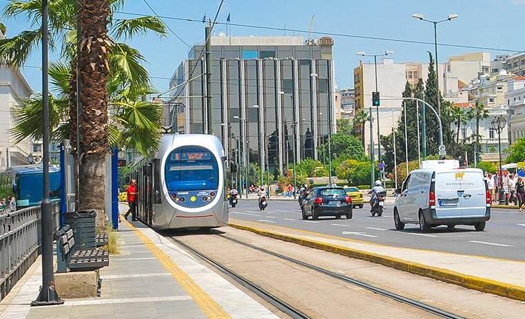 Τραμ Πειραιά: Δοκιμαστική λειτουργία μέσα στις γιορτές