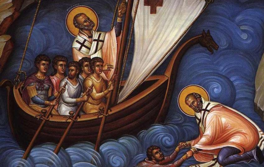 Άγιος Νικόλαος Ο προστάτης των ναυτικών - Εκδηλώσεις στον Πειραιά