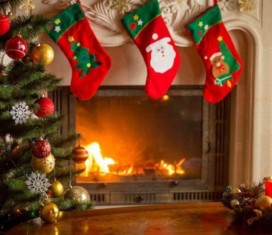 Ήρθαν τα Χριστούγεννα και ο Τοτός πάει στη μαμά του…