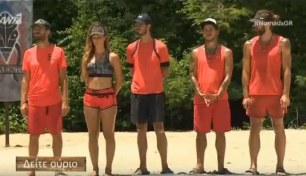 post5494 - Nomads spoiler: Ποιος είναι ο νικητής σήμερα 21/12 στον δεύτερο προημιτελικό-Video