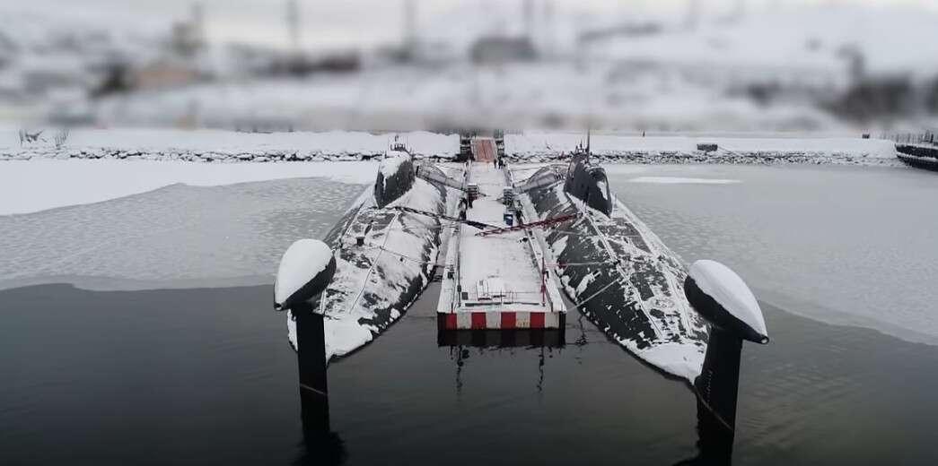 """Η """"Μεραρχία των Τεράτων""""-Τα υποβρύχια κυνηγοί που σκορπούν τον τρόμο-Video"""