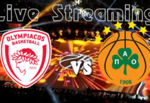Ολυμπιακός - Παναθηναϊκός live streaming