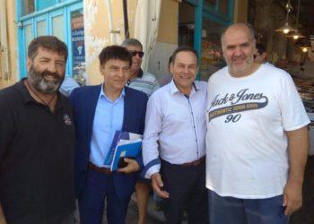 ΕΚΛΟΓΕΣ 2019 – Α ΠΕΙΡΑΙΑ & ΝΗΣΩΝ: Περιοδεία Νικόλαου Μανωλάκου στην Αίγινα-PHOTOS
