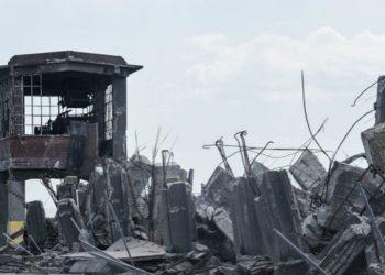 Δραπετσώνα: Κατέρρευσε από τον σεισμό ο ταινιοδιάδρομος του Κρακάρη στα Λιπασμάτα