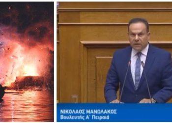 ΑΡΜΑΤΑ 2019: Ο βουλευτής Νικόλαος Μανωλάκος στις εορταστικές εκδηλώσεις στις Σπέτσες
