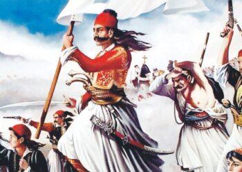 Ανέκδοτο: Ο Έλληνας οπλαρχηγός και οι μάγκες! Πολύ γέλιο